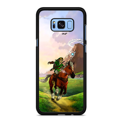 zelda Ocarina Of Time Samsung Galaxy S8 | S8 Plus Case