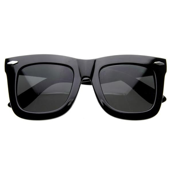 Oversized Iconic Fashion Wayfarer