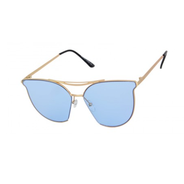 Colored Vantage Cat Eye Sunglasses - We Heart Sunglasses