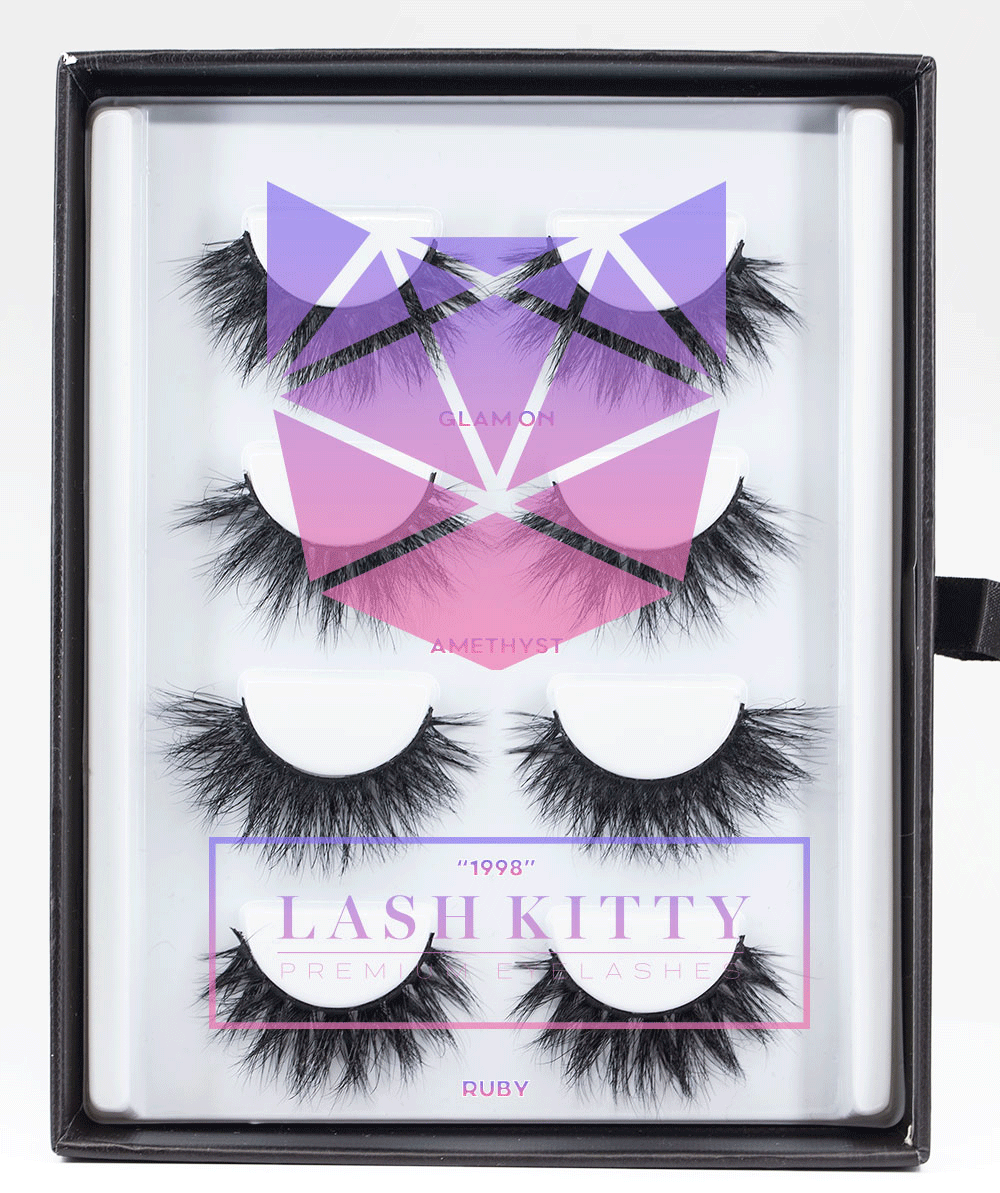 Build A Lash Set