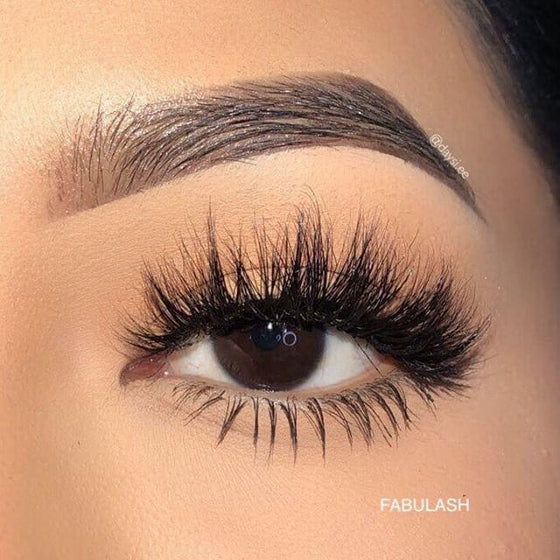 Fabulash - Mink Eyelashes (ALMOST GONE!)