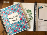 Baby Book Personalized