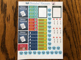 Planner Stickers for Teacher Planner