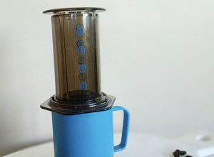 AeroPress Coffee Method For The Lazy