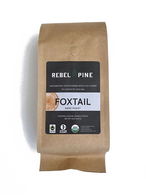 Foxtail Dark Roast - Rebel Pine