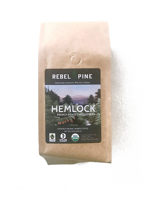 Hemlock French Roast - Rebel Pine