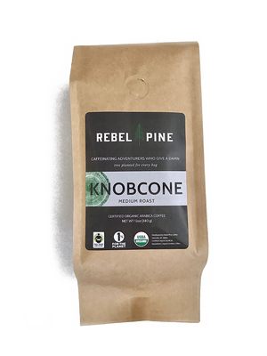 Knobcone Medium Roast - Rebel Pine
