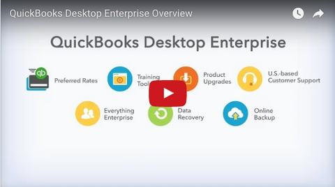 QuickBooks Enterprise Overview Video