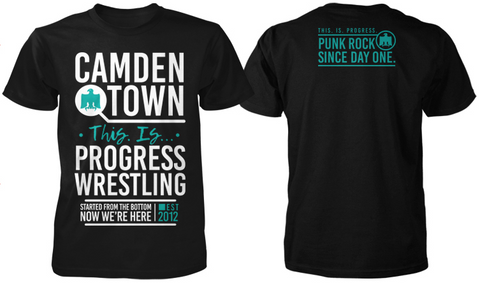 City Collection: Camden Town T-Shirt