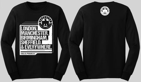 & Everywhere shirt M, L and XL ONLY