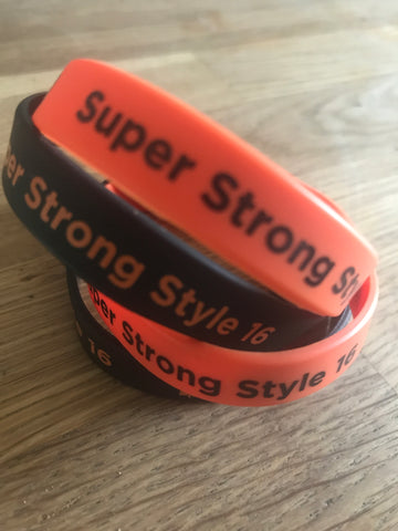 Wristbands - SSS16 (Pair) 2019