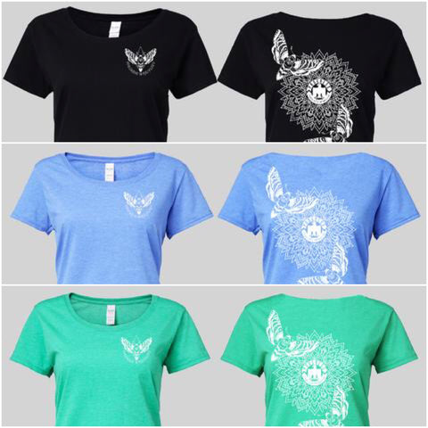 Moth T-Shirt - Women's Fit