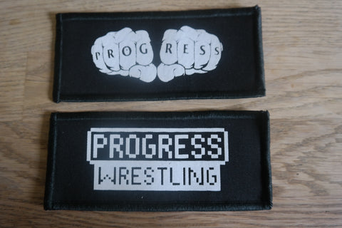 PROGRESS Patches - Pair