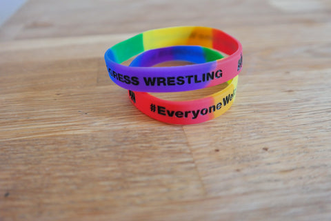 Wristbands - #EveryoneWelcome (Pair)