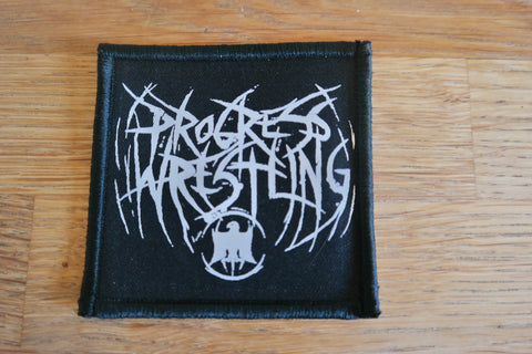 PROGRESS Patch - Black Metal