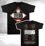 SSS16 2019 Bundle - Shirt, Poster, Wristbands