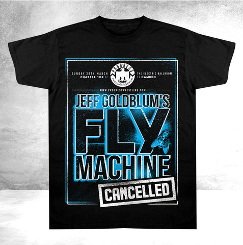 """Cancelled"" Collection: Fly Machine"