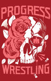 Skull and Roses Shirt (FINAL STOCK! M only)