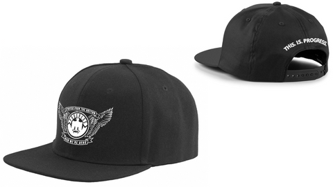 2017 Wings Snapback Cap