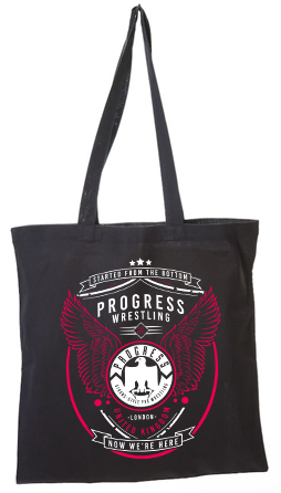 Tote Bag - Wings Design