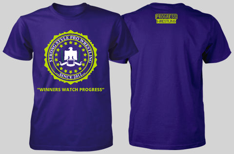 Winners Watch Progress Shirt- S only