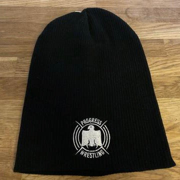Beanie - Slouch - Black only