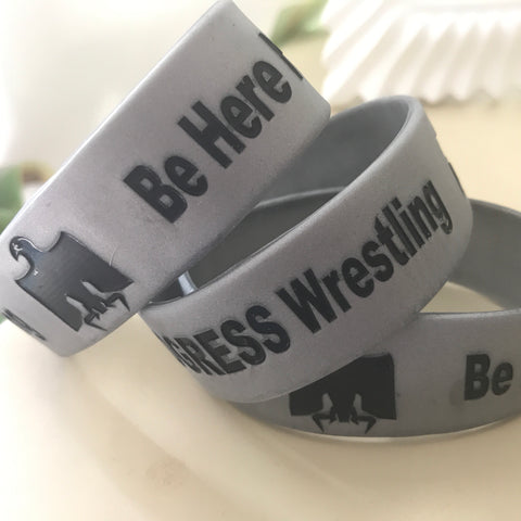 Wristbands - Be Here Now (Pair)