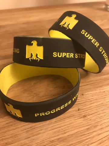Wristbands - Super Strong Style 16 (Pair)