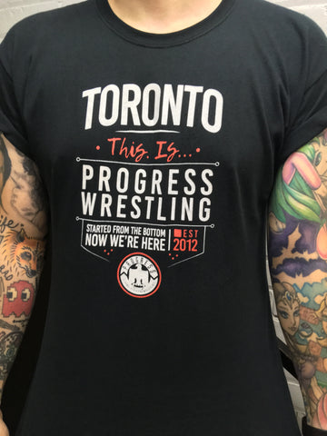 City Collection: Toronto Shirt (Final Stock! L / XL / 3XL only)