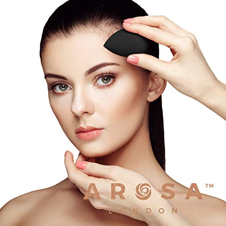 Arosa London Beauty Sponge Blender For Liquid Application, Powder Or Cream