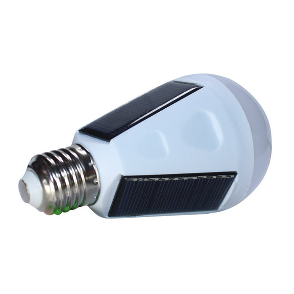 Rechargeable LED Solar Powered Bulb