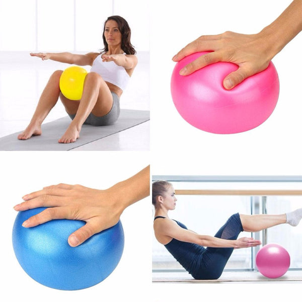 Mini Yoga Ball Physical Fitness Ball for Fitness Appliance Exercise Balance Ball Home Trainer Pods Pilates