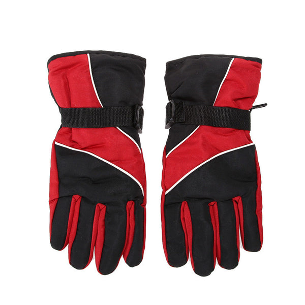 Winter outdoor Sport Mountain Skiing Gloves Windproof