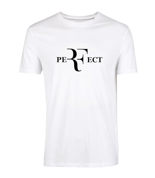 2016 Summer Men Fashion RF Perfect Letters Design T shirt