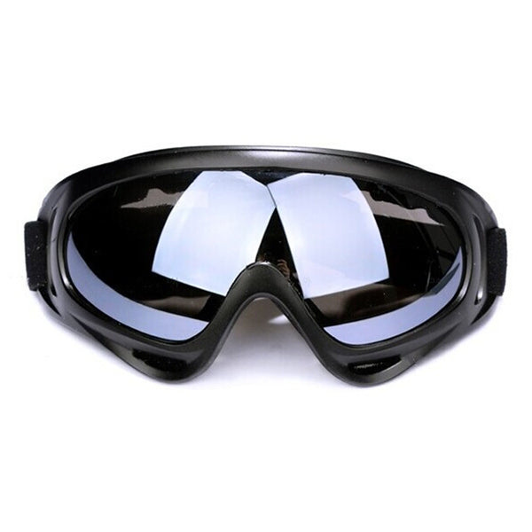 Winter Snow Sports Skiing Snowboard Anti-fog Goggles Windproof Dust Proof