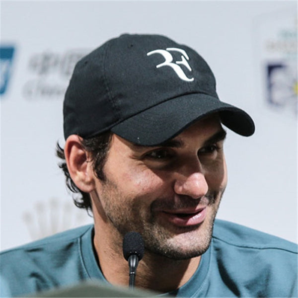 Roger Federer Epically Stylish Snapback