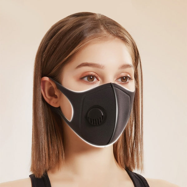 Coronavirus Dustproof Mask Activated Carbon With Filter Anti-Pollution