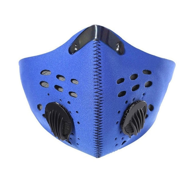 pm2.5 Anti Coronavirus Dust Air Carbon Filter Mask