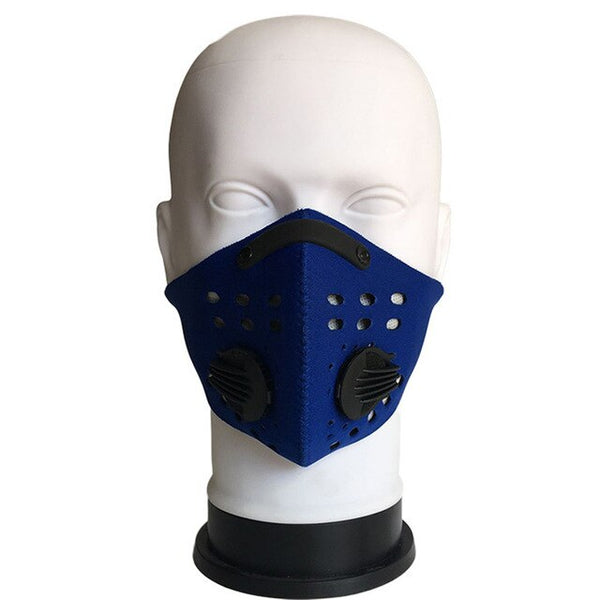 PM 2.5 Anti Pollution Bicycle N95 Face Mask