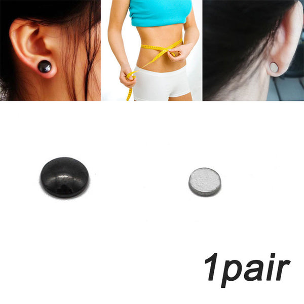 1/4/6/10 Pairs Bio Magnetic Weight Loss Earring