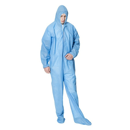 One Time Disposable PPE Suit