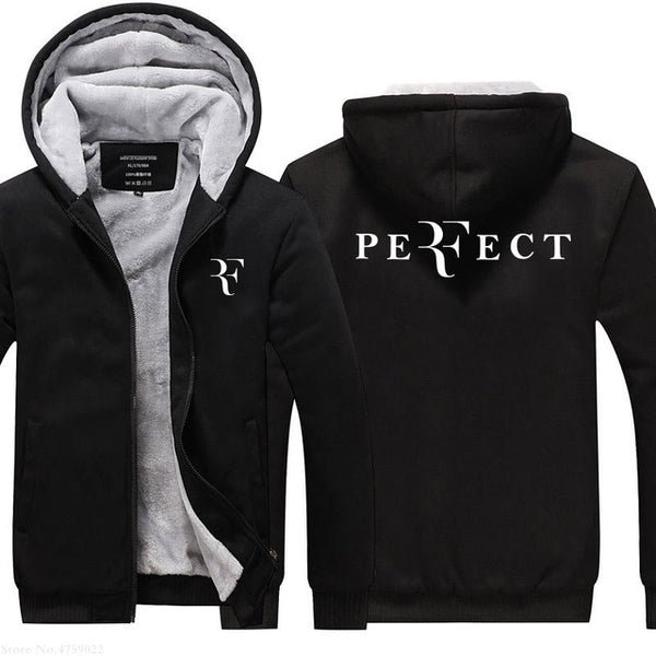 Roger Federer Winter Jacket Men