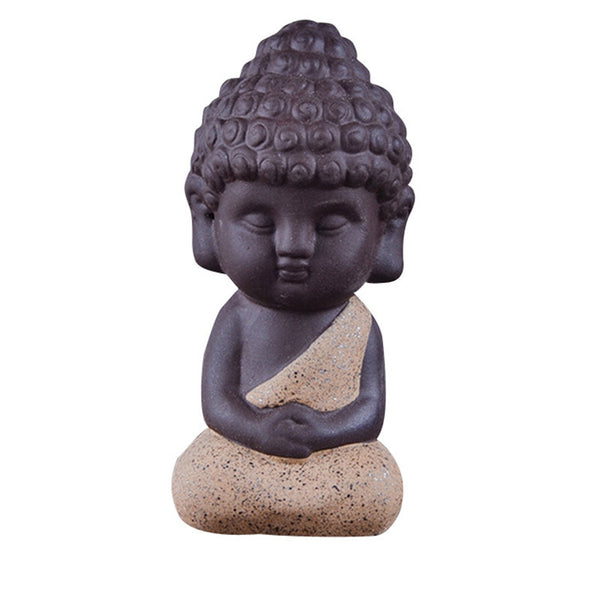 Cute Miniature Buddha Statue Perfect For Bedroom