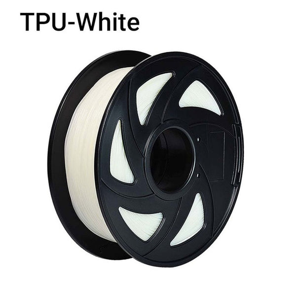 TOPZEAL High Quality PLA/ABS/PETG/TPU/Nylon 3D Printer Filament 1.75mm Spool and 10M*10Colors Sample for 3D Printing Materials