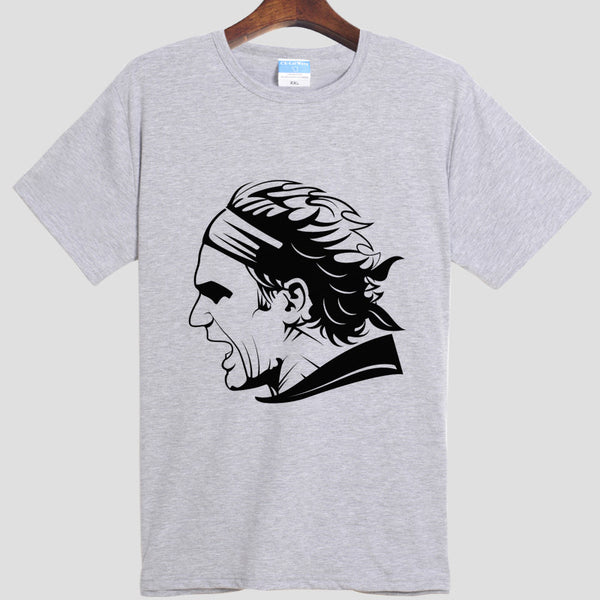 Roger Federer Legend Portrait T-Shirt