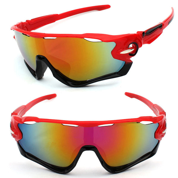 2017 Brand New Outdoor Sports Cycling Skiing Sunglasses UV400