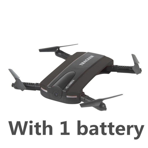 Selfie Drone With WIFI FPV Camera Foldable Pocket RC
