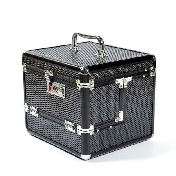 Swiss New Professional Aluminium alloy Make up Box