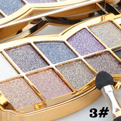 10 Colors Eyeshadow Pallete Make Up