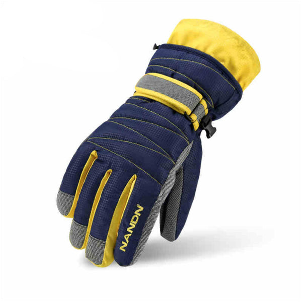 NANDN SNOW Winter Family Skiing Gloves Windproof Waterproof
